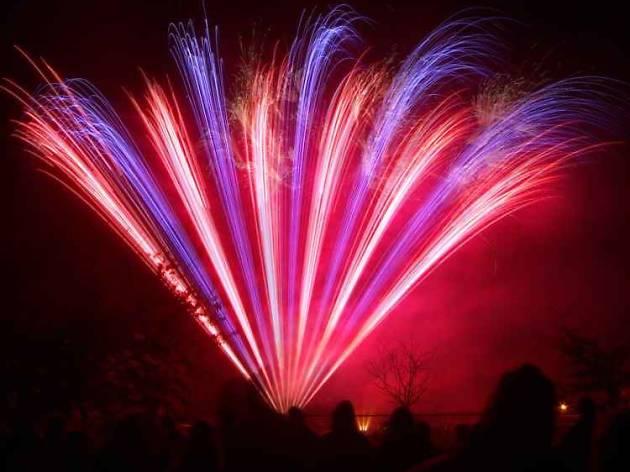 Chislehurst Fireworks