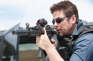 20 films to see in autumn 2015, Sicario