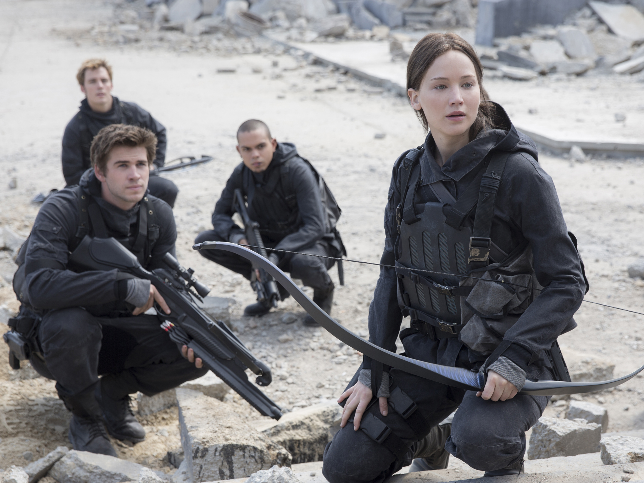20 films to see in autumn 2015, hunger games mockingjay part 2