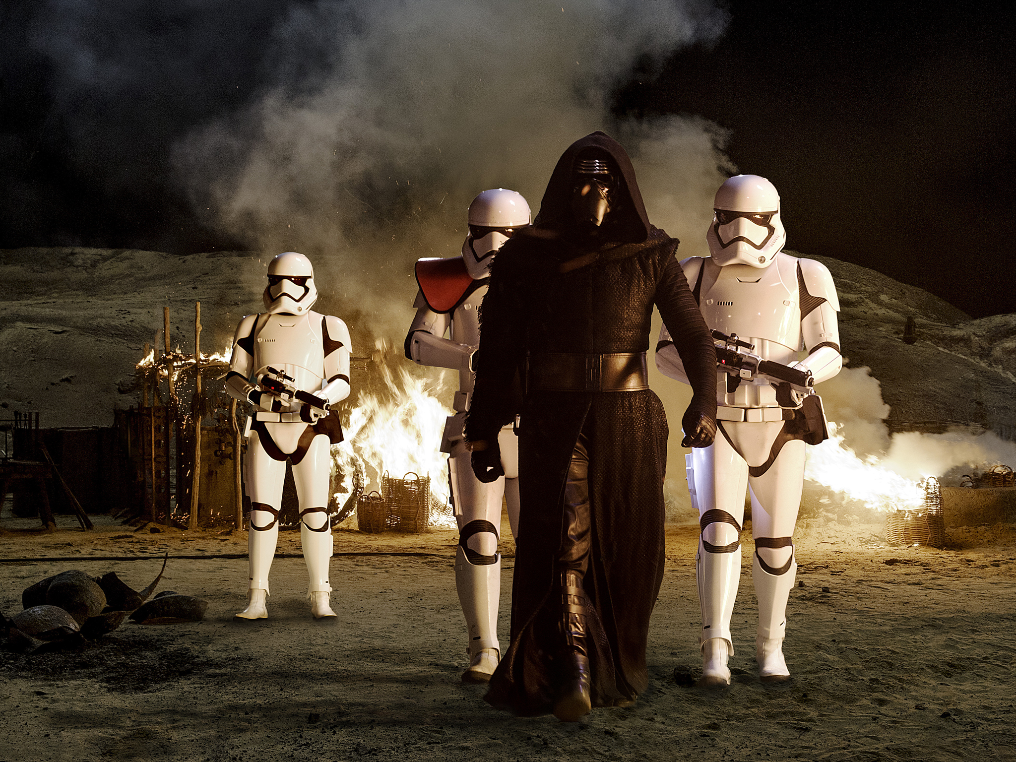 20 films to see in autumn 2015, star wars the force awakens