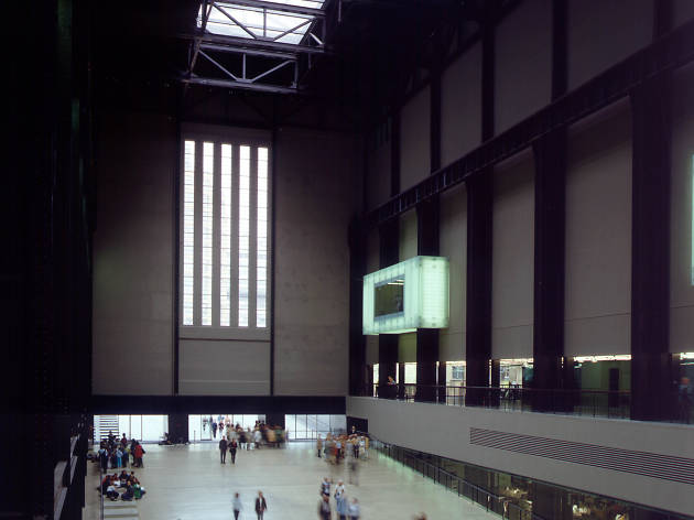 And last but most definitely not least: Tate Modern's other next big thing is coming soon