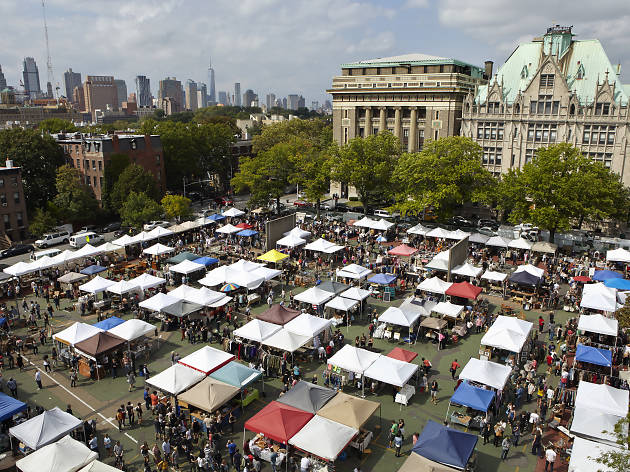 Brooklyn Flea will have a new location in Sunset Park come October