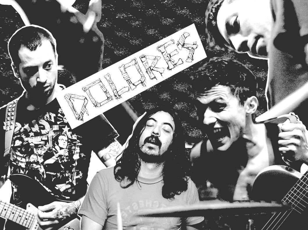 Dolores de huevos, banda de punk mexicana