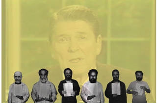 Walid Raad, Hostage: The Bachar tapes, 2001
