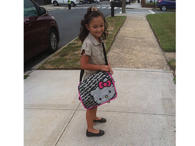 Amanda (6), Howard Beach