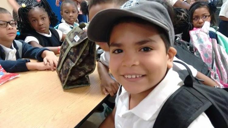 Gabriel (6), Bronx