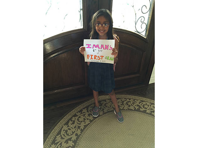 Iman (6), Dix Hills, NY