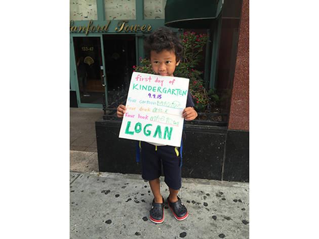 Logan (6), Flushing