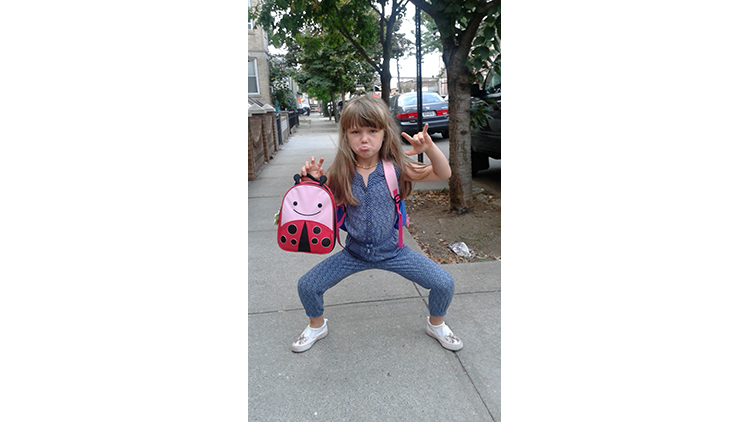 Maya (6), Brooklyn