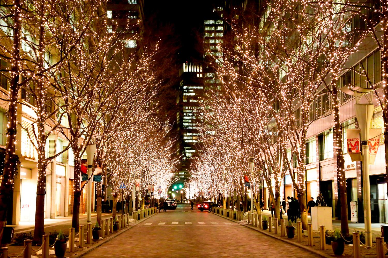 Marunouchi Illumination | Time Out Tokyo