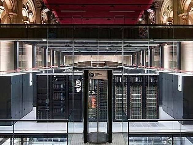 supercomputador Marenostrum
