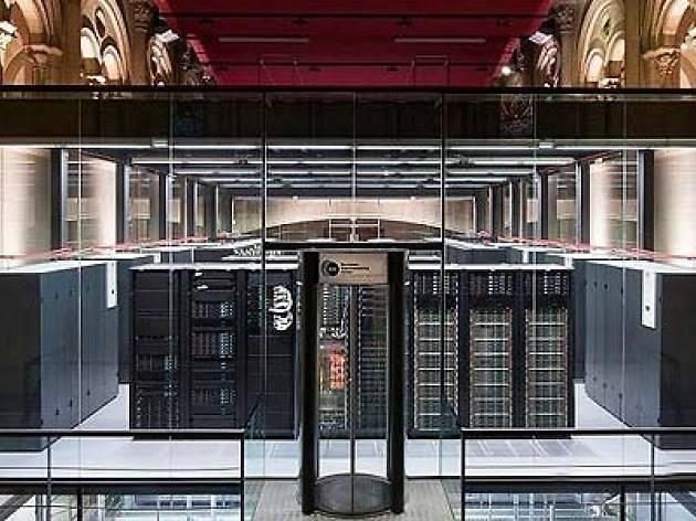 Cafès científicos: La complejidad abordada por el supercomputador Marenostrum