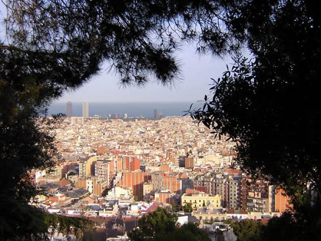 Ruta literària: Del Turó del Putxet al Parc de Monterols, dos turons privilegiats