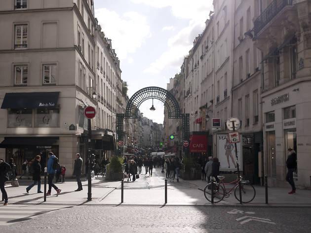 Guide par quartier - 2e arrondissement