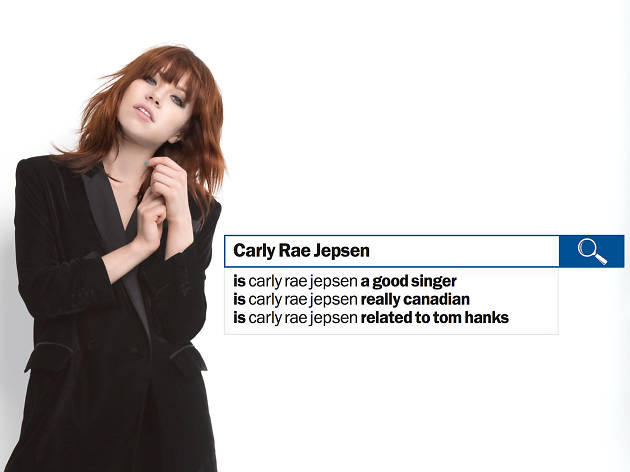 The internet interviews Carly Rae Jepsen