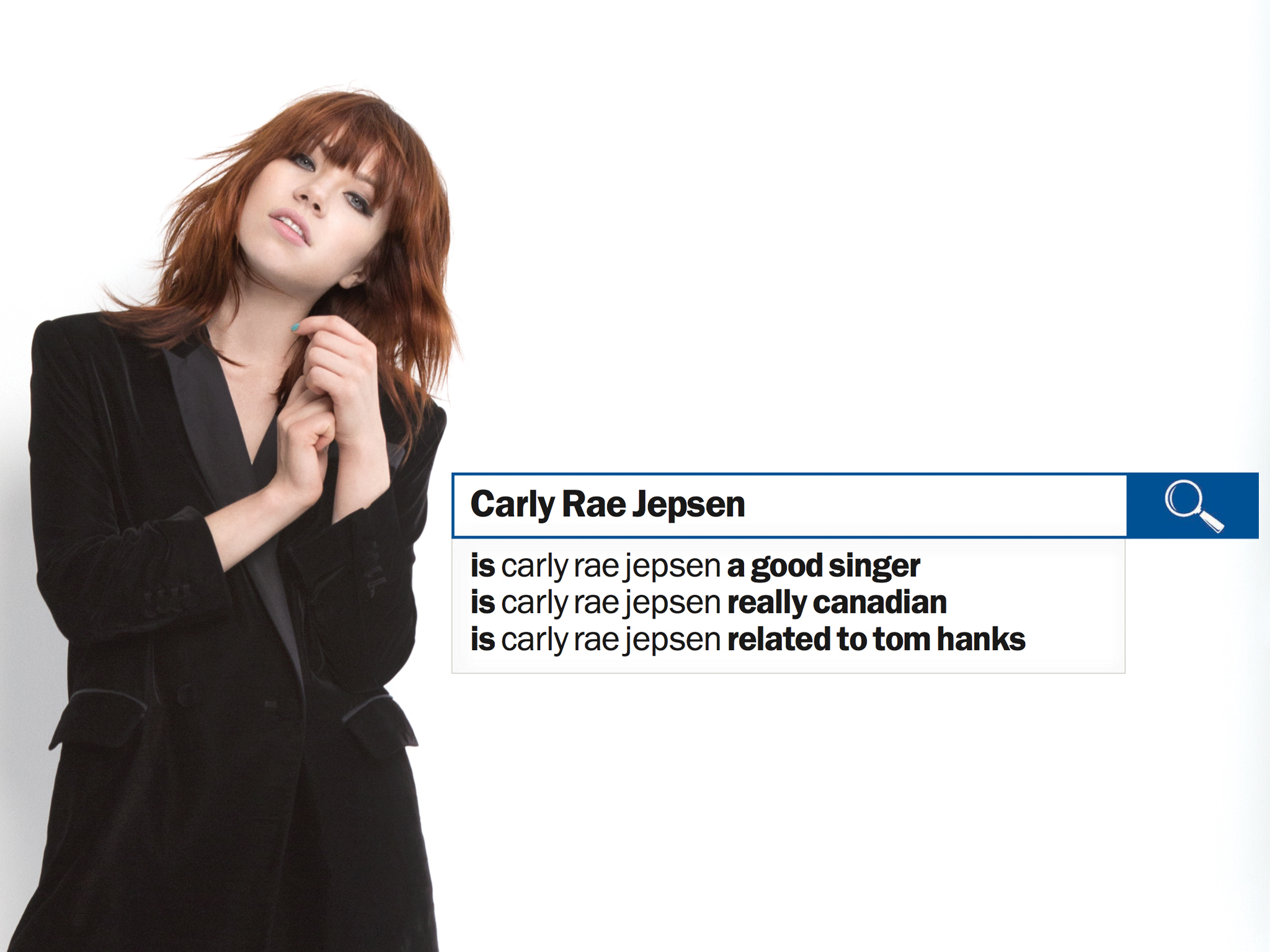 The internet interviews Carly Rae Jepsen