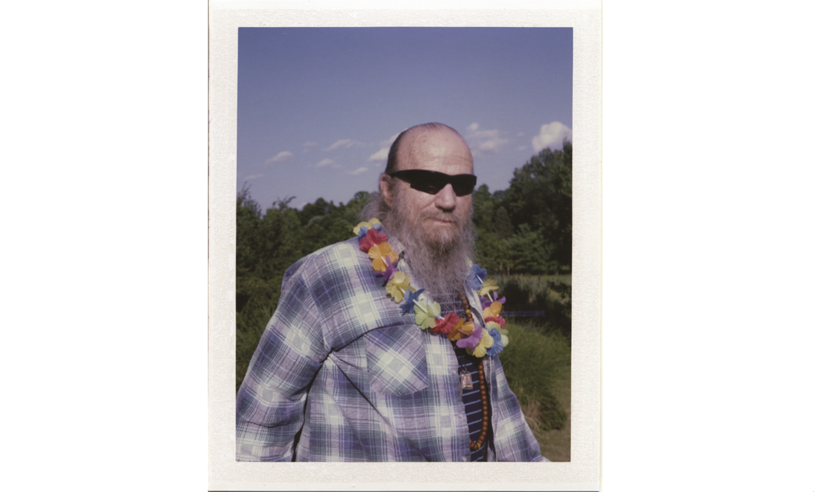 Billy Name photographed at home in upstate New York, August 2015