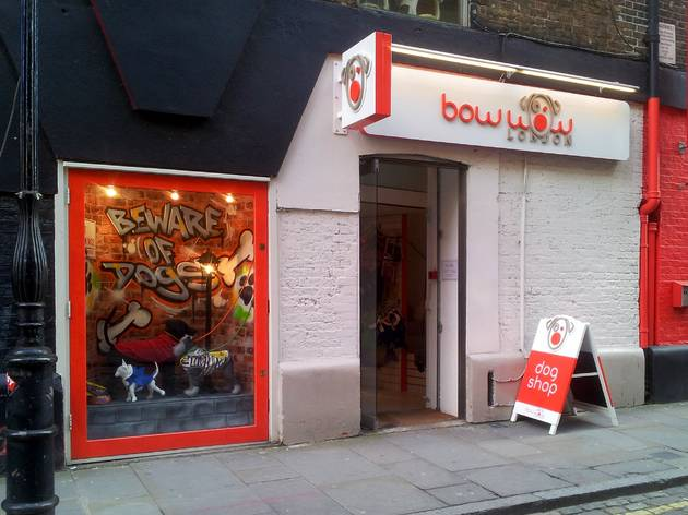 London's most-loved shop: BOW WOW
