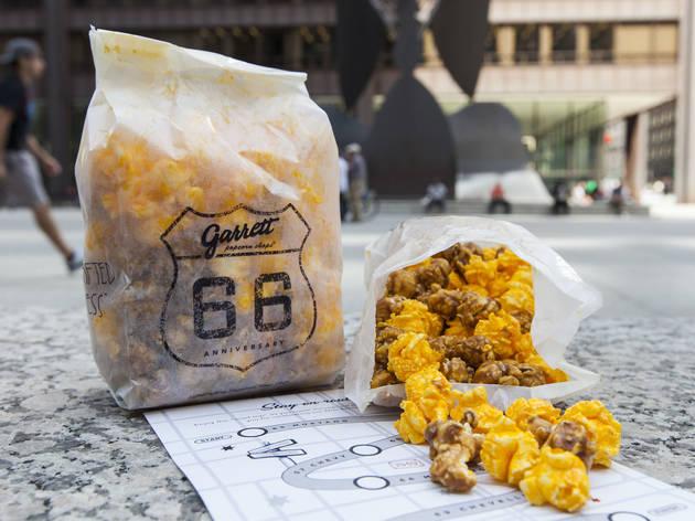 Indulge in extra Garrett Popcorn for free this Thursday