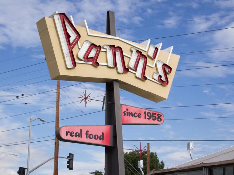 Pann's in Los Angeles, CA