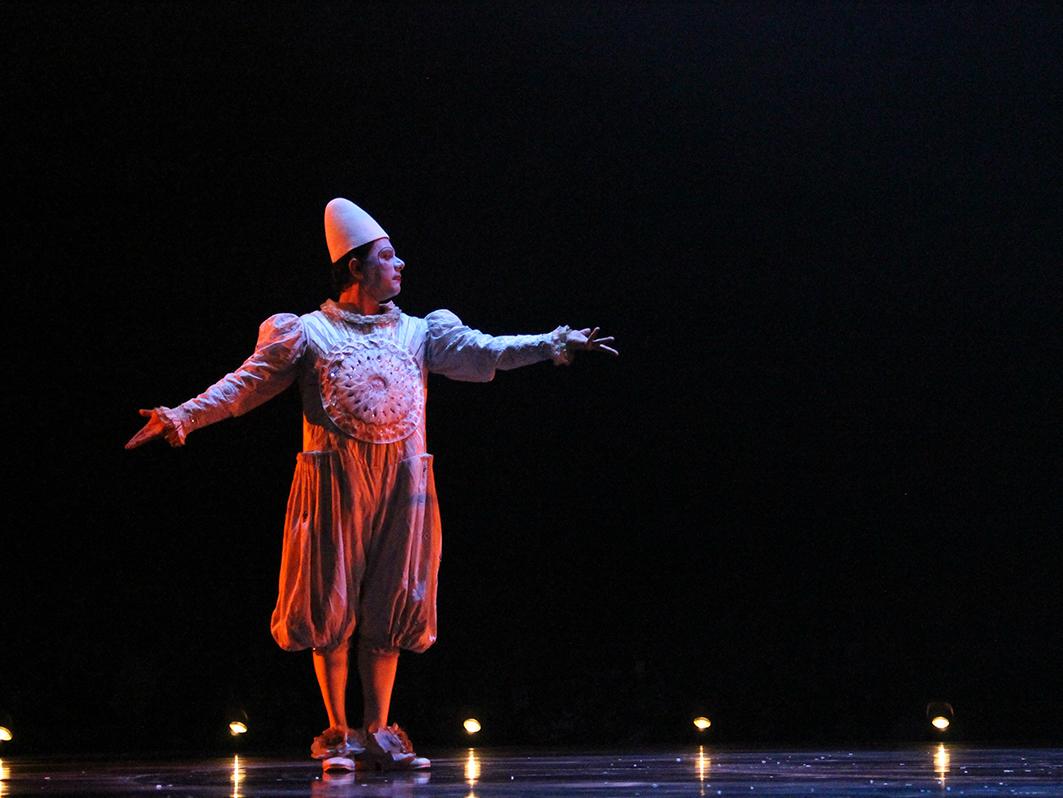 Corteo. Cirque du Soleil