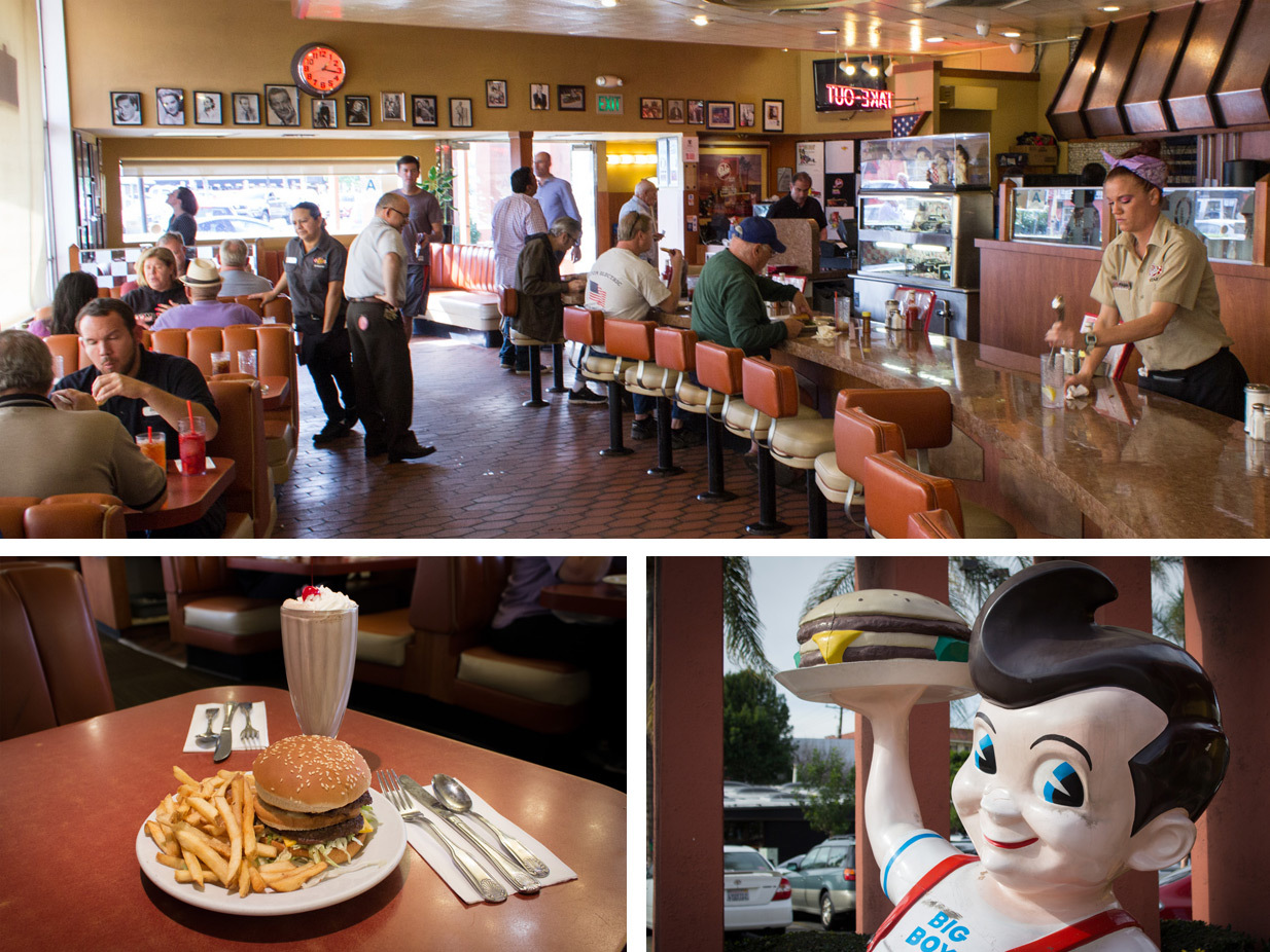 7 Coolest Retro Diners To Visit In Los Angeles