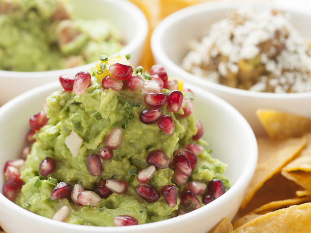 The best spots for guacamole in NYC