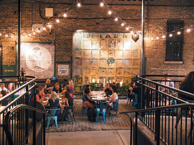 Explore The West Loop With Our Guide To Neighborhood S Best Restaurants Bars And Things Do