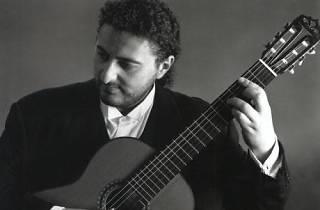 Mestres de la guitarra al Palau: Aniello Desiderio