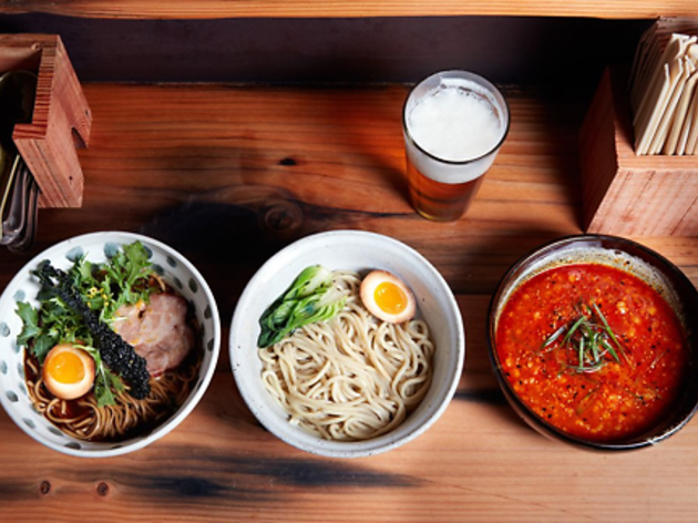 The best Ramen Shops in San Francisco