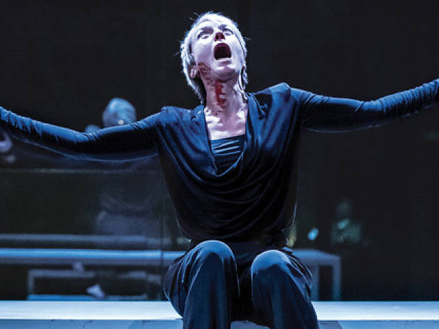 15 London theatre shows we loved the most in 2015: Oresteia