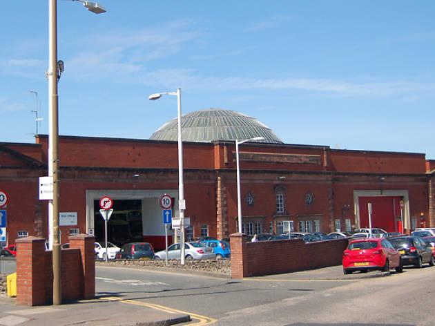 Lothian Buses Central Depot