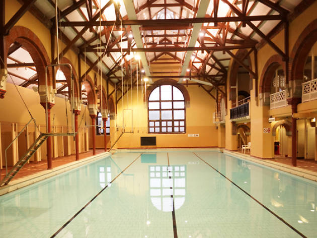 Drumsheugh Baths Club