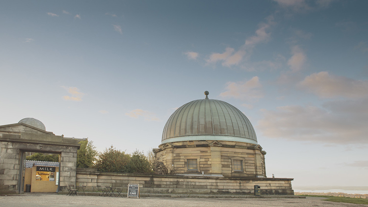 Collective: City Observatory and City Dome grounds