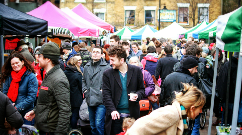 Shop: Herne Hill Market