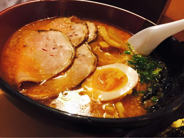 Miki Restaurant, one of the best ramen restaurants in San Francisco