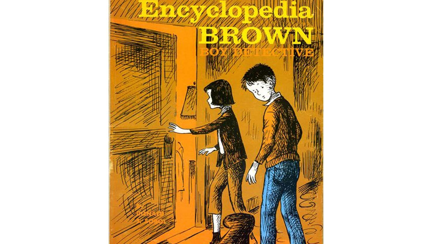 Encyclopedia Brown by Donald J. Sobol