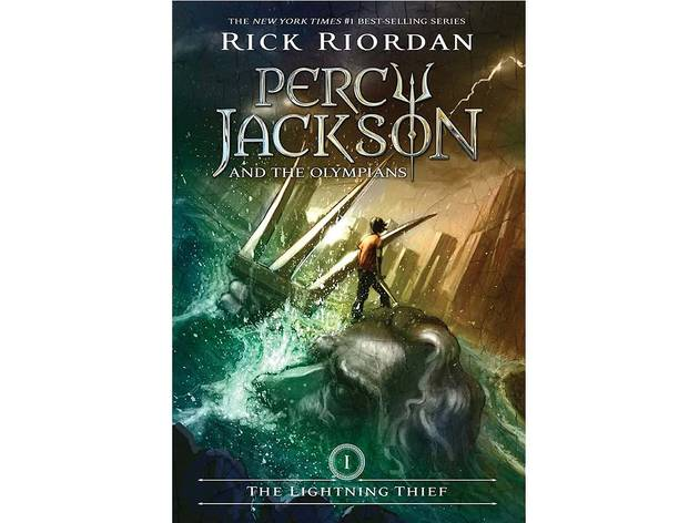 The Lightning Thief by Rick Riordan