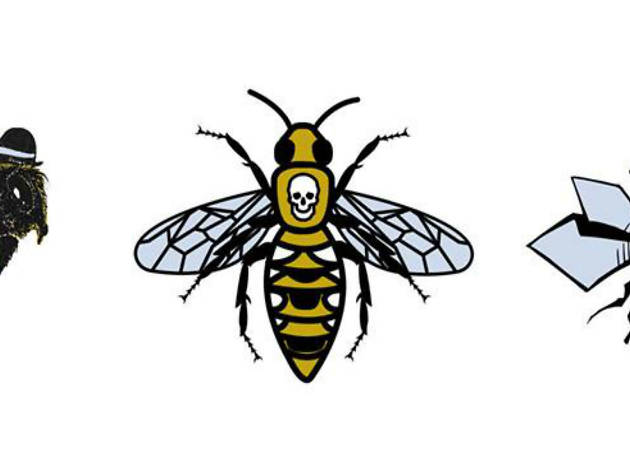 Design image for the Manchester Worker Bee