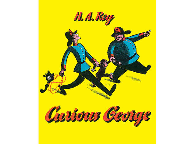 The Complete Adventures of Curious George by H.A. and Margret Rey