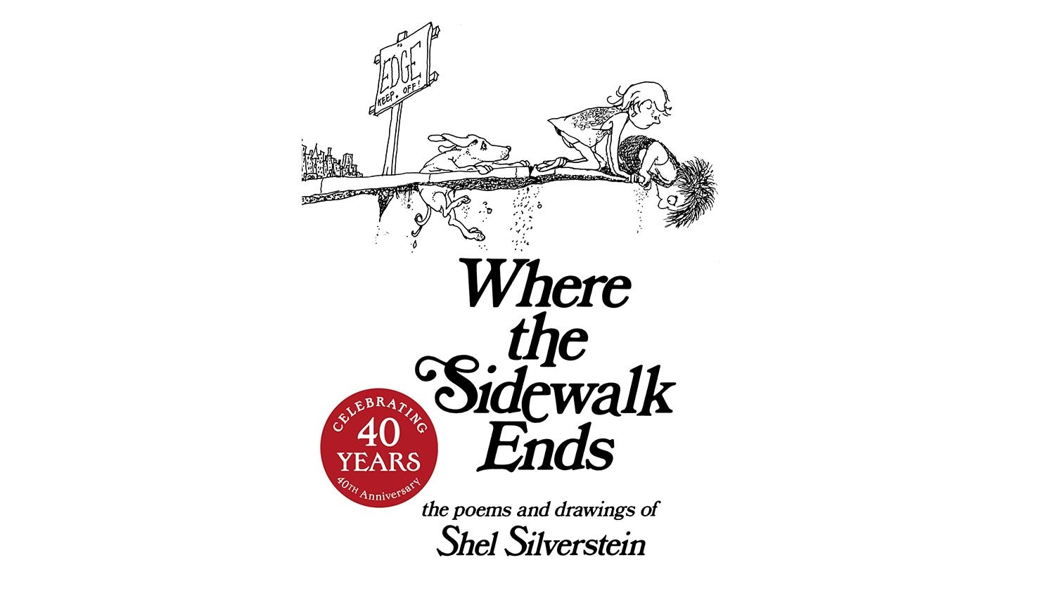 Best childrens books for the whole family where the sidewalk ends by shel silverstein fandeluxe
