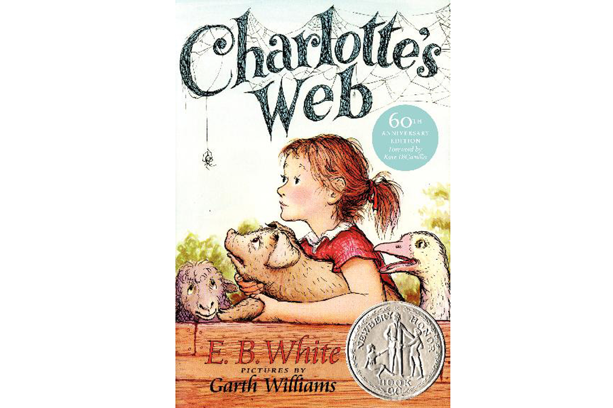 Charlotte's Web by E.B. White