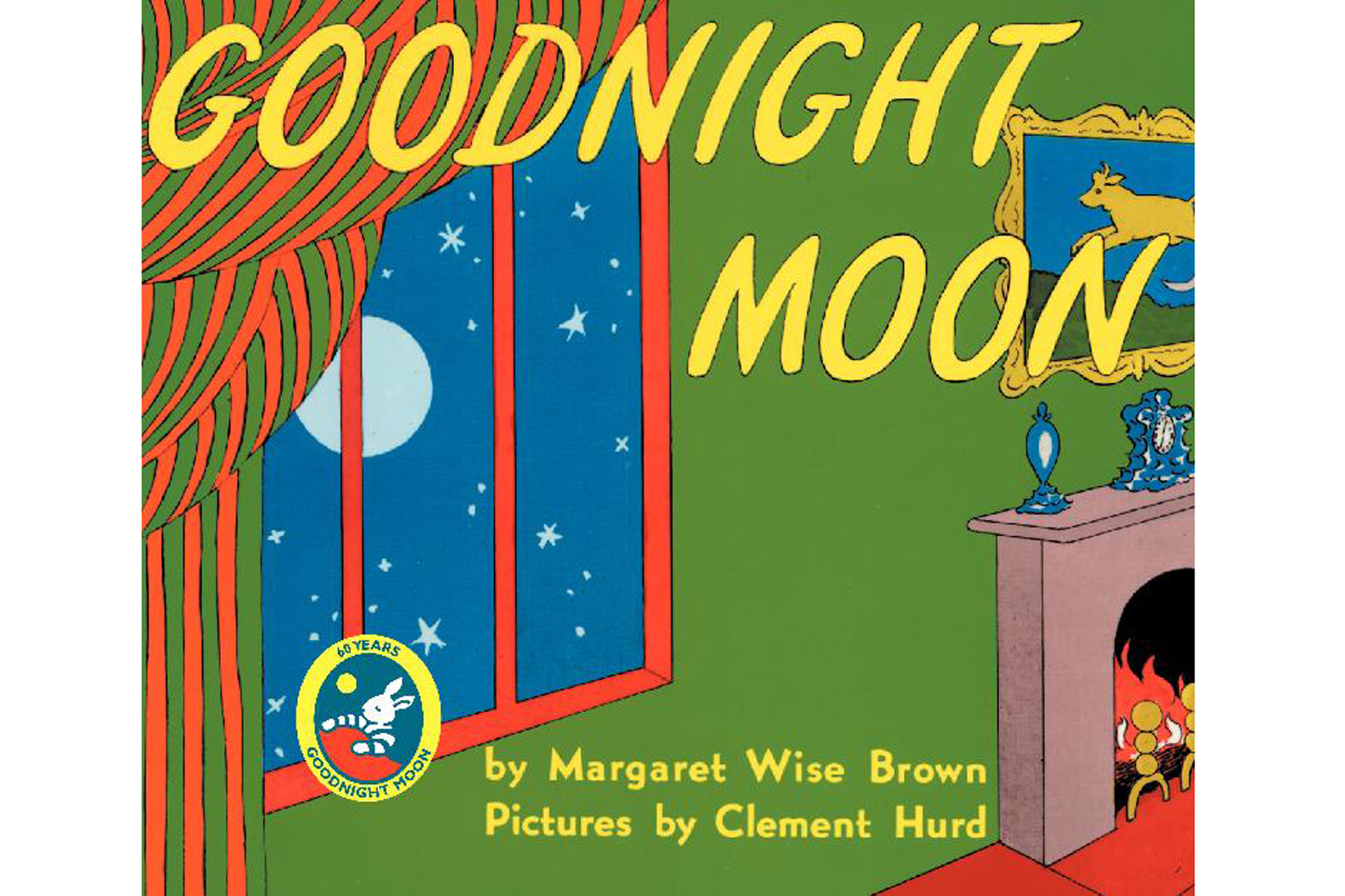 Best childrens books for the whole family goodnight moon by margaret wise brown fandeluxe Image collections