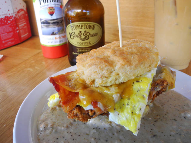 Pine State Biscuits, Portland, OR
