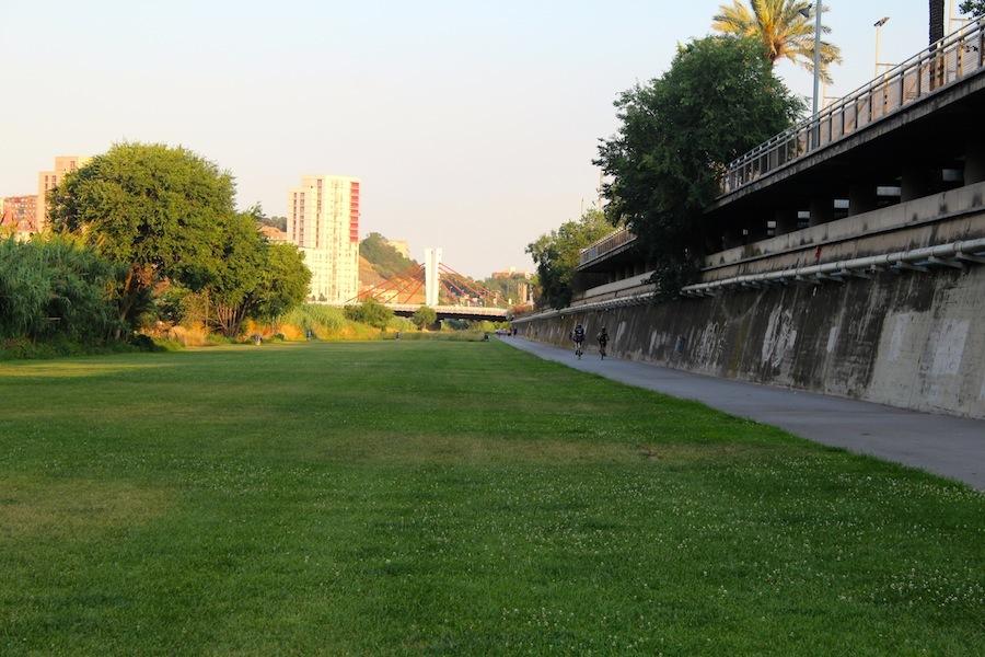 Parc fluvial del Besòs