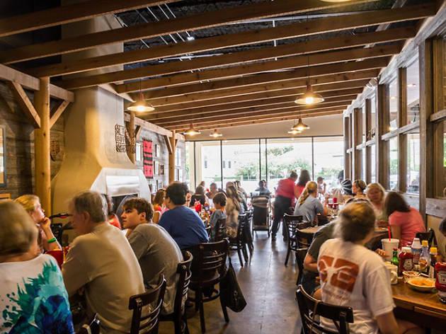 Buffalo Grille, Houston