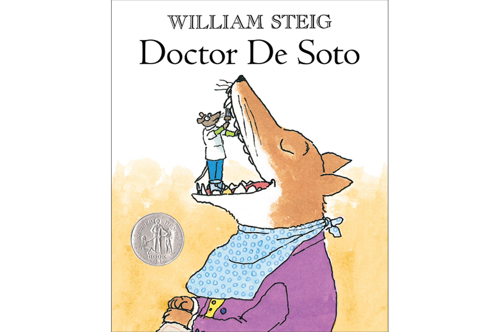 Doctor De Soto by William Steig