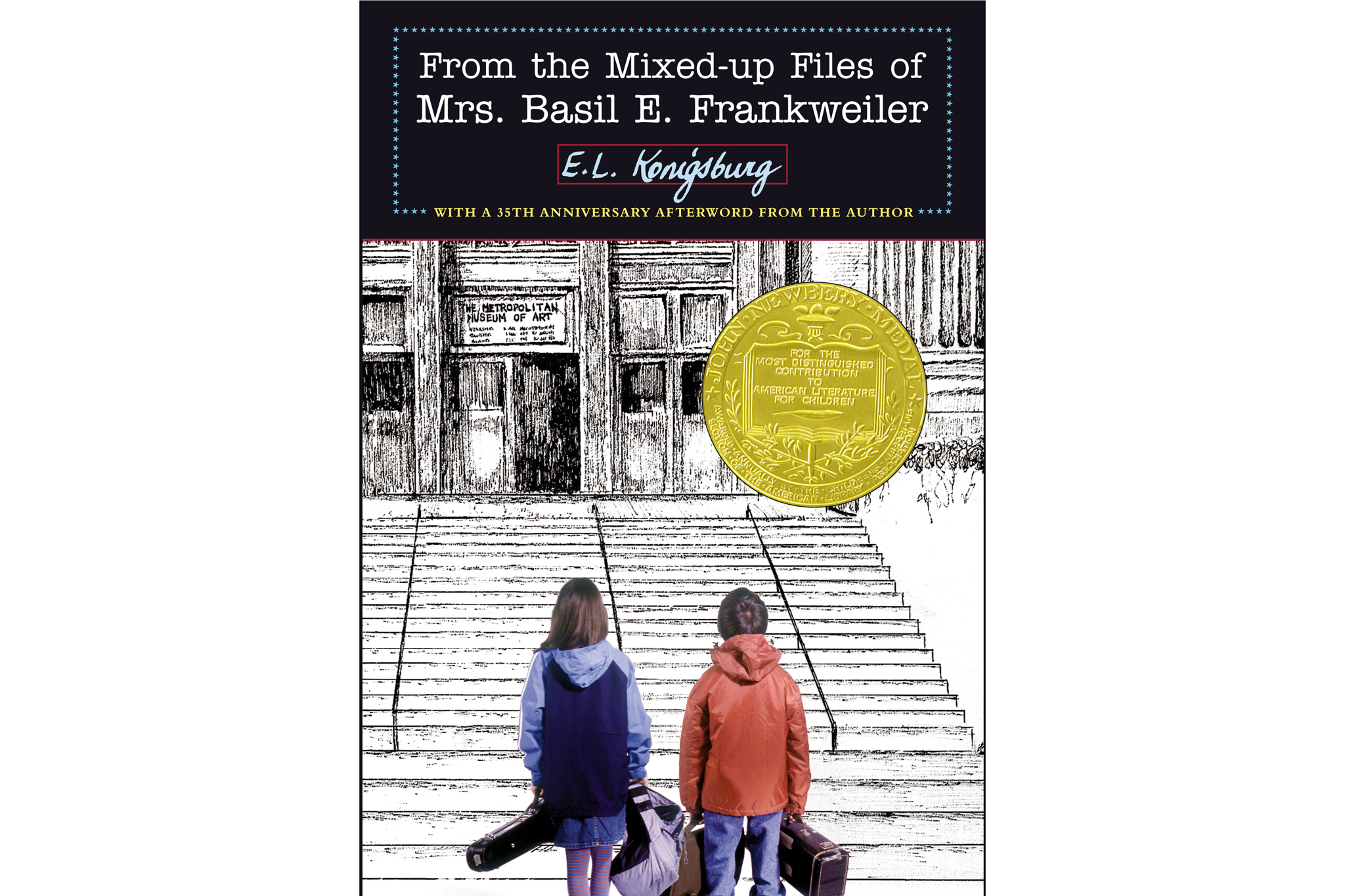 Best childrens books for the whole family from the mixed up files of mrs basil e frankweiler by el konigsburg fandeluxe
