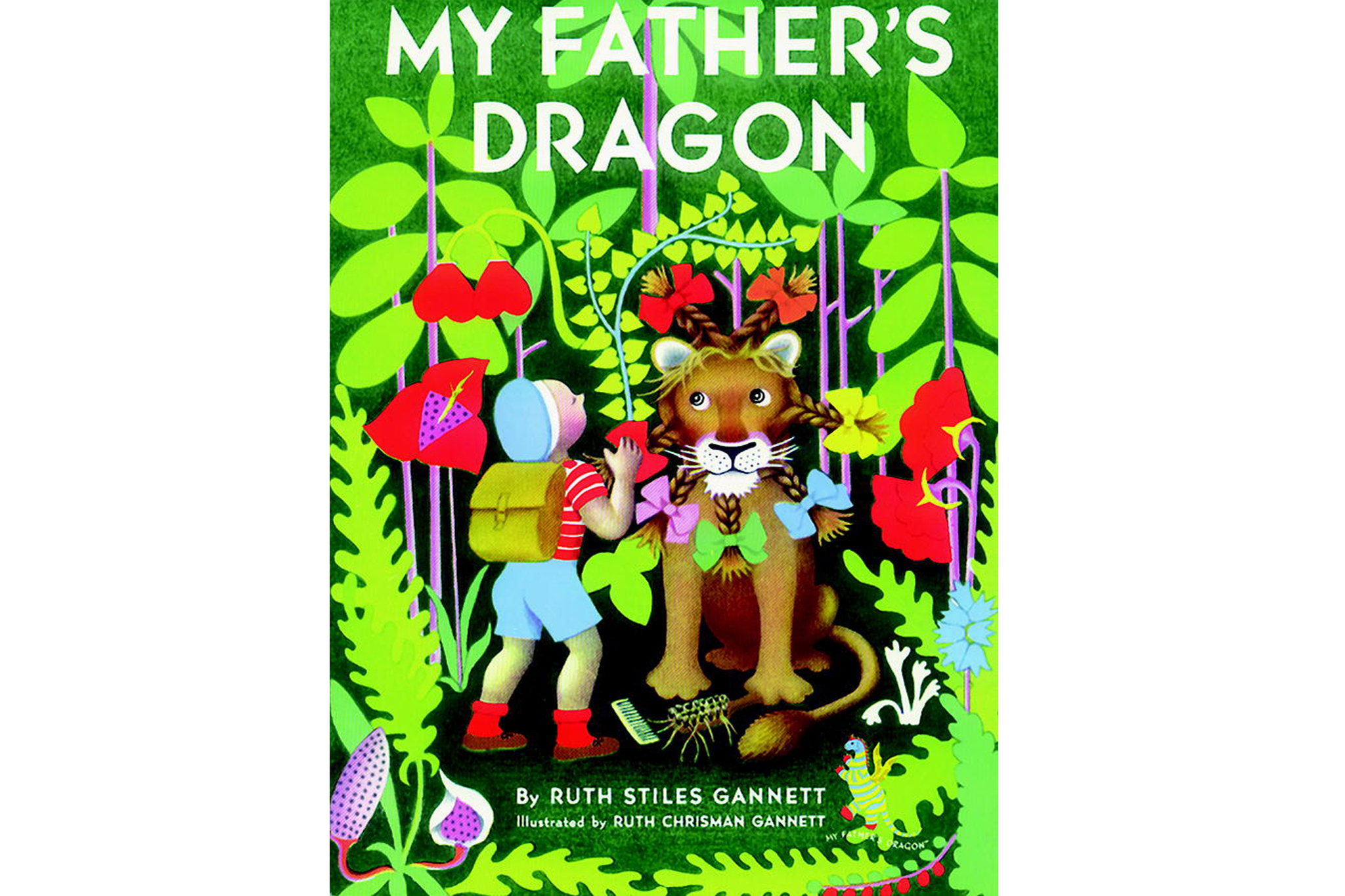 My Father's Dragon by Ruth Gannett Stiles
