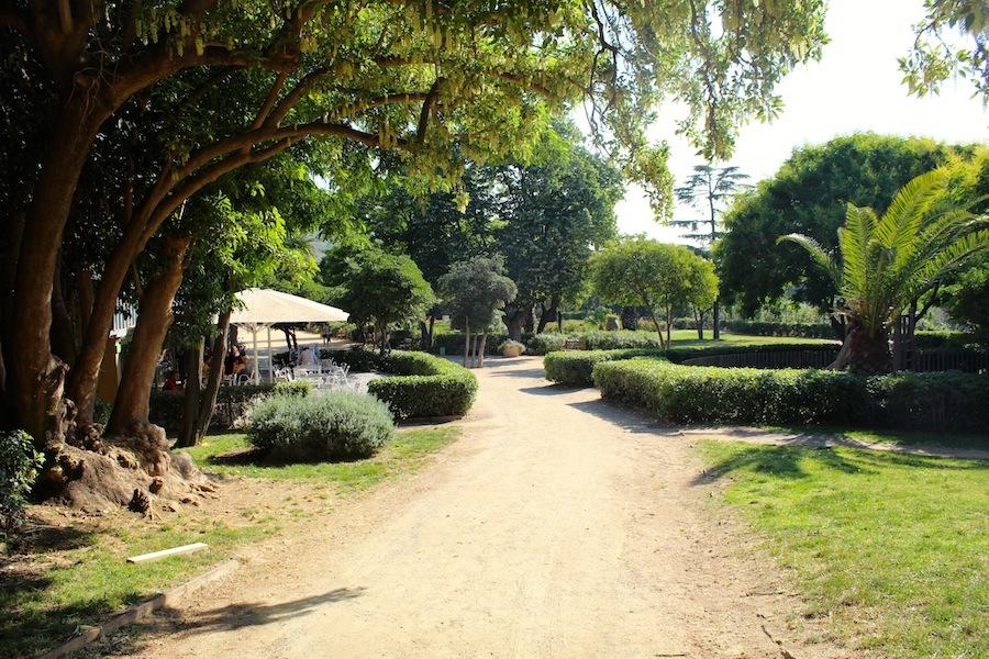 Jardins de Can Sentmenat